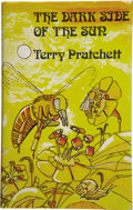 Books:First Editions, Terry Pratchett. The Dark Side of the Sun....