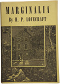 Books:First Editions, H. P. Lovecraft. Marginalia....
