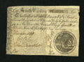 Colonial Notes:South Carolina, South Carolina June 1, 1775 £50 Very Good-Fine....