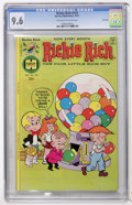 Bronze Age (1970-1979):Humor, Richie Rich #159 File Copy (Harvey, 1977) CGC NM+ 9.6 Off-white towhite pages....