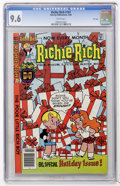 Modern Age (1980-Present):Humor, Richie Rich #187 File Copy (Harvey, 1980) CGC NM+ 9.6 Whitepages....