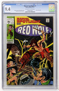Bronze Age (1970-1979):Western, Marvel Spotlight #1 Red Wolf (Marvel, 1971) CGC NM 9.4 Off-white to white pages....