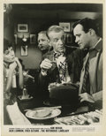 "Movie/TV Memorabilia:Autographs and Signed Items, Fred Astaire Signed Photo. A b&w 8"" x 10"" promo photo for the1961 comedy The Notorious Landlady signed by Astaire inbl..."