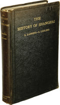Books:Non-fiction, George Lanning and S. Couling: The History of Shanghai.(Shanghai: for the Shanghai Municipal Council by Kelly & Walsh,...