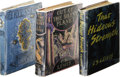 Books:Fiction, C.S. Lewis Ransom Trilogy. The books comprising the space trilogythat Lewis referred to as an adult's fairy tale are rare e...(Total: 3 )