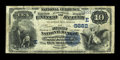 National Bank Notes:Pennsylvania, Stoystown, PA - $10 1882 Date Back Fr. 545 The First NB Ch. #(E)5682. ...
