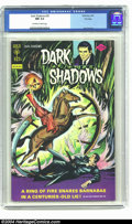 Bronze Age (1970-1979):Horror, Dark Shadows #35 File Copy (Gold Key, 1976) CGC NM 9.4 Off-white towhite pages. Joe Certa art. Last issue. This is the only...