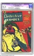 Golden Age (1938-1955):Superhero, Detective Comics #139 (DC, 1948) CGC Apparent FN+ 6.5 Slight (P) Cream to off-white pages. Art by Dick Sprang, Curt Swan, an...