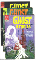 Silver Age (1956-1969):Horror, Ghost Stories Group (Dell, 1962-70) Condition: Average FN+. 1, 2(Two copies), 3, 4 (Two copies), 5, 7, 8, 11, 12 (Five copi...(Total: 23 Comic Books Item)