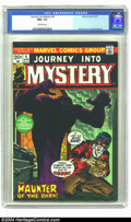 Bronze Age (1970-1979):Horror, Journey into Mystery (2nd Series) #4 (Marvel, 1973) CGC NM+ 9.6Off-white pages. Marvel tackles H. P. Lovecraft, with art by...