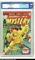 Bronze Age (1970-1979):Horror, Journey into Mystery (2nd Series) #15 (Marvel, 1975) CGC NM 9.4Off-white to white pages. Reprints of Marvel monster tales, ...