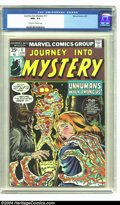 Bronze Age (1970-1979):Horror, Journey into Mystery (2nd Series) #17 (Marvel, 1975) CGC NM+ 9.6Off-white to white pages. More Atlas-era monster reprints. ...