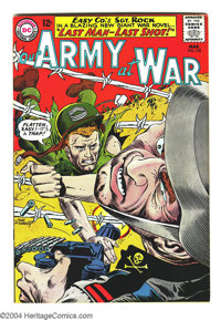 Our Army at War #152 (DC, 1965) Condition: VF. Fourth all-Sgt. Rock issue. Joe Kubert art. Overstreet 2003 VF 8.0 value...