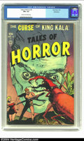 Golden Age (1938-1955):Horror, Tales of Horror #4 Bethlehem pedigree (Toby Publishing, 1953) CGCFN+ 6.5 Cream to off-white pages. Lament that you can't fi...