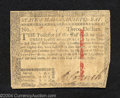 Colonial Notes:Massachusetts, May 5, 1780, $3, Massachusetts, MA-280, VF. Although this ...