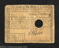 Colonial Notes:Massachusetts, May 5, 1780, $7, Massachusetts, MA-283, XF-AU. Aside from the ...