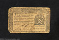 Colonial Notes:New York, August 13, 1776, $3, New York, NY-203, Fine-VF. An attractive ...