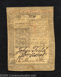 Colonial Notes:Pennsylvania, October 1, 1773, 50s, Pennsylvania, PA-170, VF. This is a ...