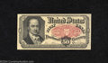 Fractional Currency:Fifth Issue, Fifth Issue 50c, Fr-1381, AU. A barely perceptible broad ...