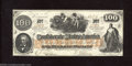 Confederate Notes:1862 Issues, Counterfeit 1862 $100, CT-41/316, Choice Crisp Uncirculated. ...
