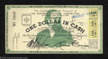 Obsoletes By State:Ohio, (1930s) $1 Depression Scrip The Fostoria Industrial ...
