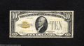 Small Size:Gold Certificates, 1928 $10 Gold Certificate, Fr-2400, Fine-Very Fine. An ...