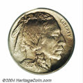 Proof Buffalo Nickels: , 1913 5C Type One PR67 PCGS. Technical merit and strong ...