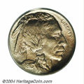 Proof Buffalo Nickels: , 1913 5C Type Two PR67 PCGS. This is a wonderful proof ...