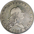 Early Half Dollars, 1795 50C 2 Leaves VF20 PCGS....