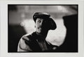"""Music Memorabilia:Photos, Donny Hathaway Limited Edition Photo. A b&w 19"""" x 13"""" photo of R&B legend Donny Hathaway by Stephen F. Verona, #1 in a limit..."""
