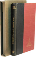 Books:First Editions, Perley Poore Sheehan: Special Limited Edition of The Abyss ofWonders. (Reading: Polaris Press, 1953), number 5 of a spe...