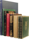 Books:Non-American Editions, Eight Book Collection of Mary Shelley Fiction and Reference Works.Includes the following: . Mary Shelley: Mathilda.... (Total:8 )