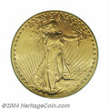 Saint-Gaudens Double Eagles: , 1927-S $20 MS62 PCGS. The 1927-S was once regarded as the ...