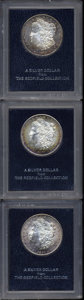 Additional Certified Coins: , 1878-S $1 Morgan Dollar Ungraded Paramount (MS61); 1890-S ... (3Coins)