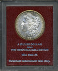 Additional Certified Coins: , 1887-S $1 Morgan Dollar MS65 Paramount (MS62). Ex: ...