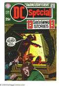 Silver Age (1956-1969):Horror, DC Special #4 (DC, 1969) Condition: VF/NM. Shock-ending horrorstories. First Abel cameo; Phantom Stranger appearance. Squar...