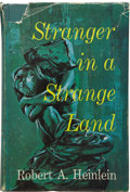 Books:First Editions, Robert A. Heinlein. Stranger in a Strange Land....