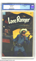 Golden Age (1938-1955):Western, The Lone Ranger #70 File Copy (Dell, 1954) CGC NM+ 9.6 Cream to off-white pages. Highest-graded copy of issue #70 yet certif...
