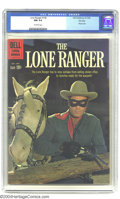 Silver Age (1956-1969):Western, The Lone Ranger #136 File Copy (Dell, 1960) CGC NM 9.4 Off-whitepages. Photo cover. Highest-graded copy of issue #136 yet c...