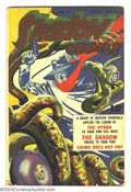 Golden Age (1938-1955):Crime, Shadow Comics V4#10 (Street & Smith, 1945) Condition: VG+. Features Nick Carter and Doc Savage. Overstreet 2003 VG 4.0 value...