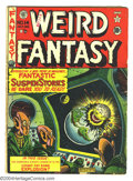Golden Age (1938-1955):Science Fiction, Weird Fantasy #14 (#2) and #15 (#3) Group (EC, 1950). Two earlyissues of the famed science-fiction title from EC. Issue #14...