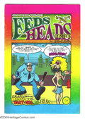 Silver Age (1956-1969):Alternative/Underground, Feds 'N Heads #1 (The Print Mint, 1968) Condition: VG+. Thirdprinting, 1970. Fabulous Furry Freak Brothers, Wonder Wart-Hog...