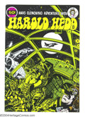 Bronze Age (1970-1979):Alternative/Underground, Harold Hedd #2 (Last Gasp, 1973) Condition: NM. Rand Holmes art. First printing. Not listed in the Overstreet Price Guide. ...