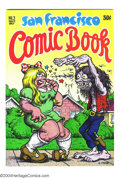 Bronze Age (1970-1979):Alternative/Underground, San Francisco Comic Book #3 (Print Mint, 1970) Condition: NM. Art by R. Crumb, Greg Irons, S. Clay Wilson, Willy Murphy, Geo...