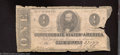 Confederate Notes:1862 Issues, 1862 $1 Clement C. Clay, T-55, Fair. This Confederate Ace saw ...