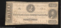 Confederate Notes:1863 Issues, 1863 $2 Judah P. Benjamin, T-61, Good+. This scarce Deuce saw ...