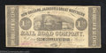 Obsoletes By State:Louisiana, 1861 $1.50 The New Orleans, Jackson & Great Northern Rail Road ...