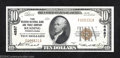 National Bank Notes:Pennsylvania, Reading, PA - $10 1929 Ty. 1 The Reading NB & TC Ch. # ...