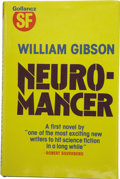 Books:Signed Editions, William Gibson. Neuromancer. London: Victor Gollancz, 1984....