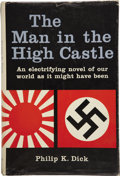 Books:First Editions, Philip K. Dick. The Man in the High Castle. New York: G. P.Putnam's Sons [1962]....